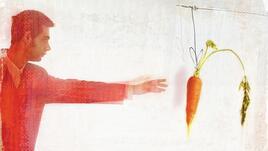 Антистрес терапия: морковът и тоягата