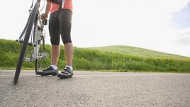 Самомасаж за велосипедисти