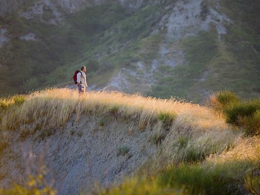 Планината и хората