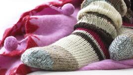 Топлина за краката ви