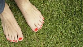 Фитнес за пръстите на краката