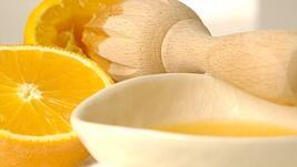 Портокалов сок, моля! За кожата