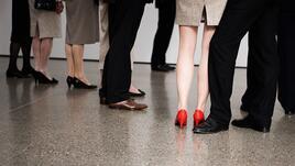 Танцови стъпки в Кунмин