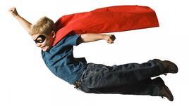 Супергероите ще спасят света!