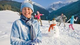 Раз-два-три! Снежен фитнес за най-малките