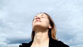 Бавно балансиращо дишане