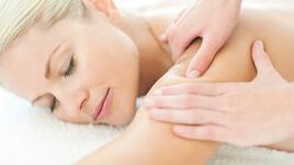 Време за масаж