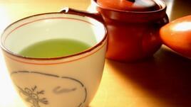 За зеления чай с любов