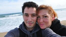 Той и тя в тренировката: Иринка и Ясен