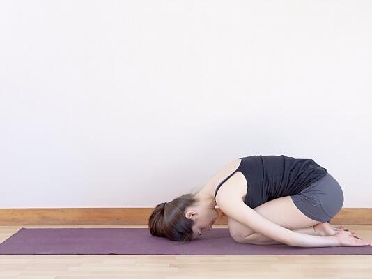 3 йога пози за след работа