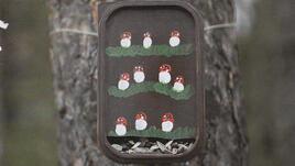 100 уникални хранилки за птици