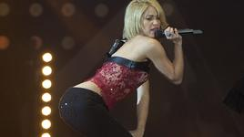Шакира в тип-топ форма броени месеци след раждането