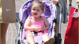 Харпър Бекъм – най-стилното бебе в Холивуд